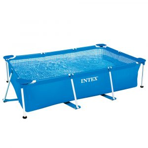 piscine enfant metal Intex