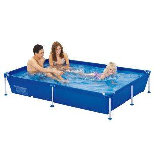 piscine en acier Jilong